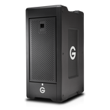 G-Speed Shuttle XL Thunderbolt3 8bay front side view
