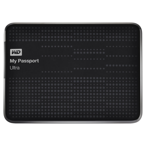 WD My Passport Ultra USB 3, 2To