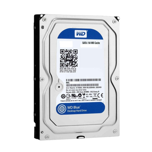 WD Blue 3.5po. interne, 1To