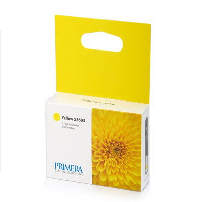 Yellow Ink Cartridge for Bravo 4100-Series
