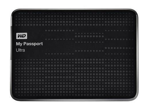WD My Passport Ultra USB 3, 500Go