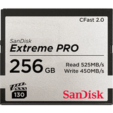 SanDisk Extreme Pro CFast Card 256GB  memory card