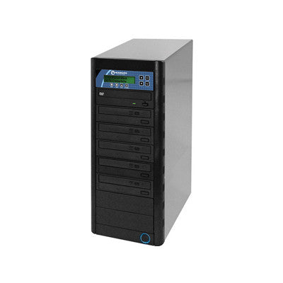 CD/DVD/BD DUPLICATION TOWER