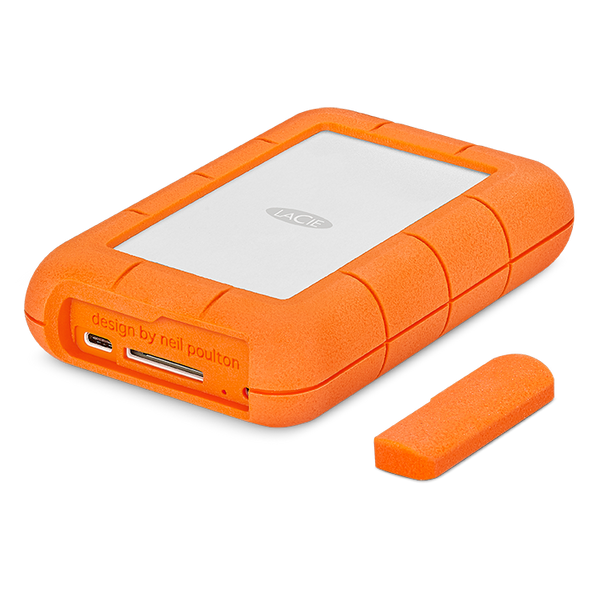 Rugged RAID  4TB USB-C