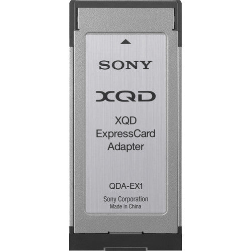 Sony XQD  Flash Memory Express Card  Adapter
