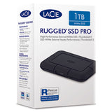 Rugged Pro USB-C Thunderbolt 3 SSD