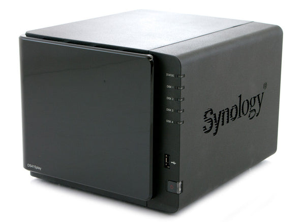 Synology DS415PLAY Diskstation 4-BAY 0TB NAS