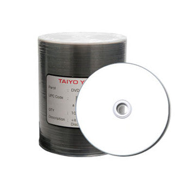 DVD-R 4.7GB WHITE HUB THERMAL EVEREST