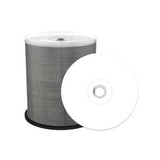 DVD-R White Thermal Hub 16X Pk100