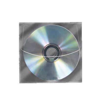 VINYL FLAP SLEEVE ADHESIVE FOR CD/DVD