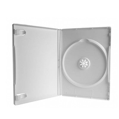 DVD case white