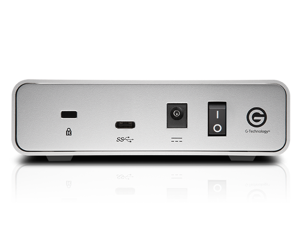 G-DRIVE USB-C back view small