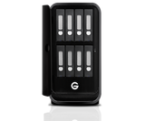 G-SPEED Studio XL Thunderbolt 2 front open view