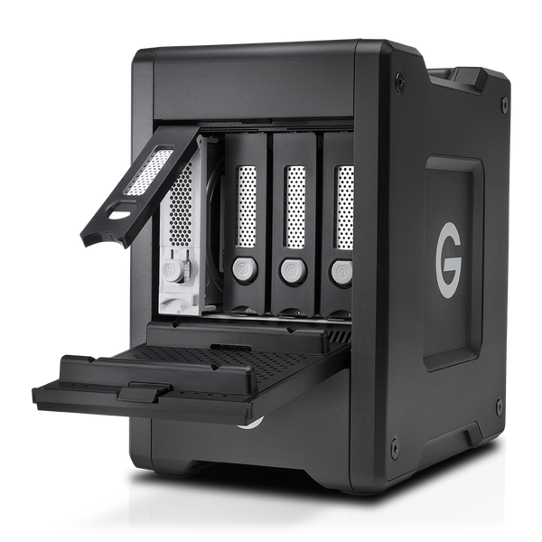 G-Speed Shuttle Thunderbolt3 4 bay