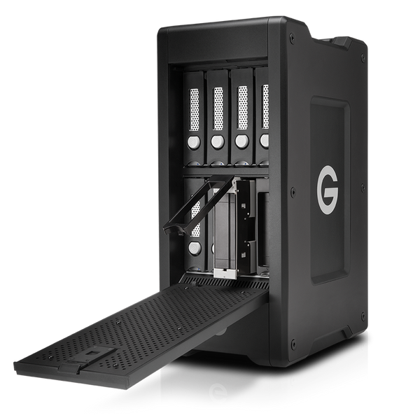 G-Speed Shuttle XL Thunderbolt 3 8bay ev series