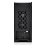 G-Speed Shuttle XL Thunderbolt2 EV Series 6+2=8 Bay BACK VIEW