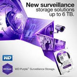 WD Purple Surveillance NVR Internal 3.5 inches