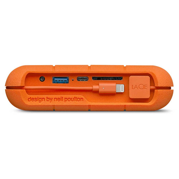 LaCie  1TB SSD rugged BOSS USB-C