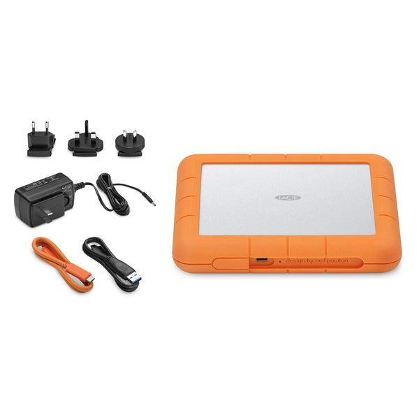 LaCie Rugged RAID Shuttle 8 TB