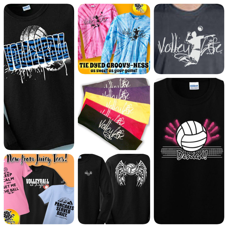 Our Volley Life Collection is Expanding!