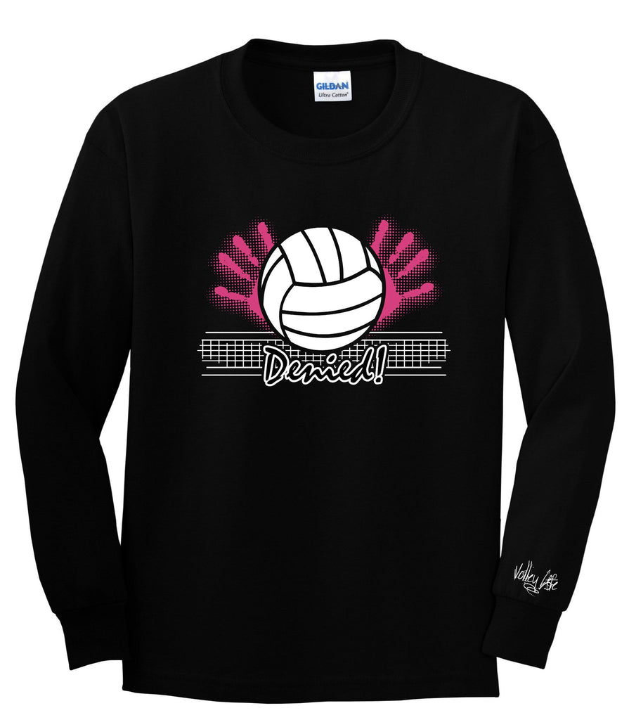 "Volley Life® ""Denied""Tee"