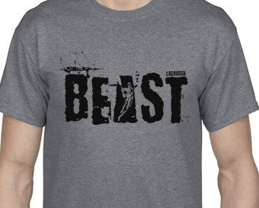 Lacrosse BEAST (Men's) Short Sleeve T-Shirt
