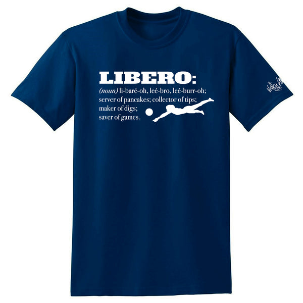Volley Life® Libero Tee