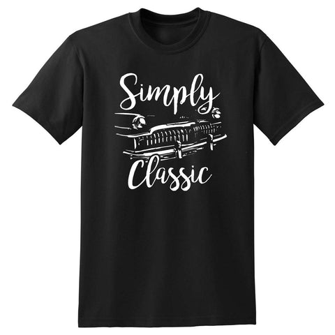 Simply Classic Car T-Shirt