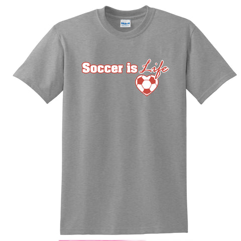 Soccer Is Life T-shirt