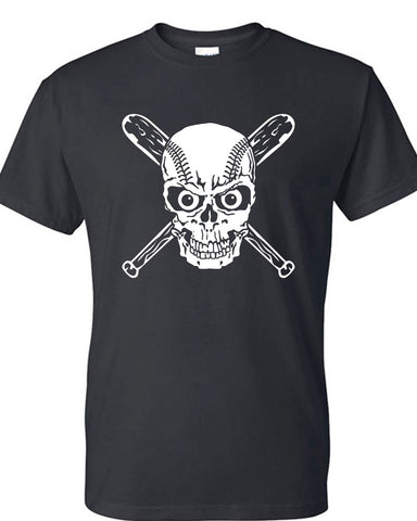 Baseball/Softball Skull & Crossbats