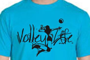 Volley Life® (Women) Short Sleeve Tee