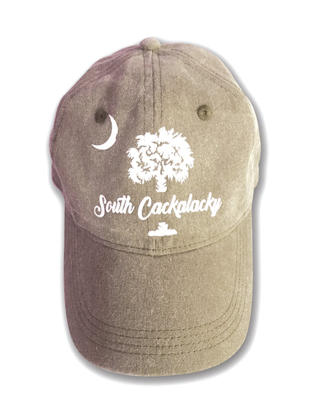 South Cackalacky Authentic Pigment Dad Hat