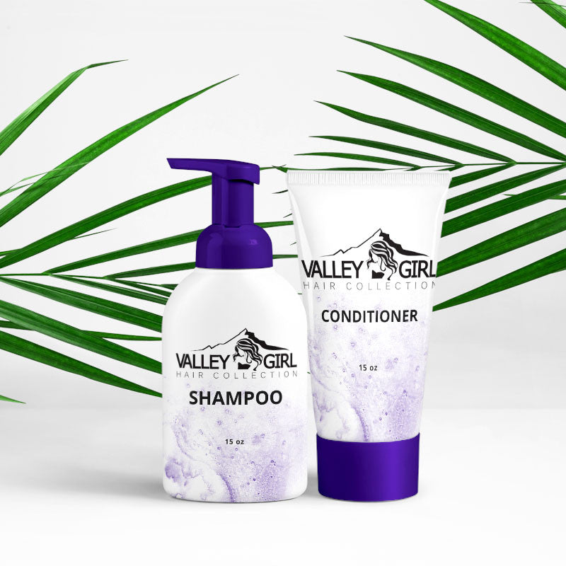Valley Girl Shampoo & Conditioner Bundle