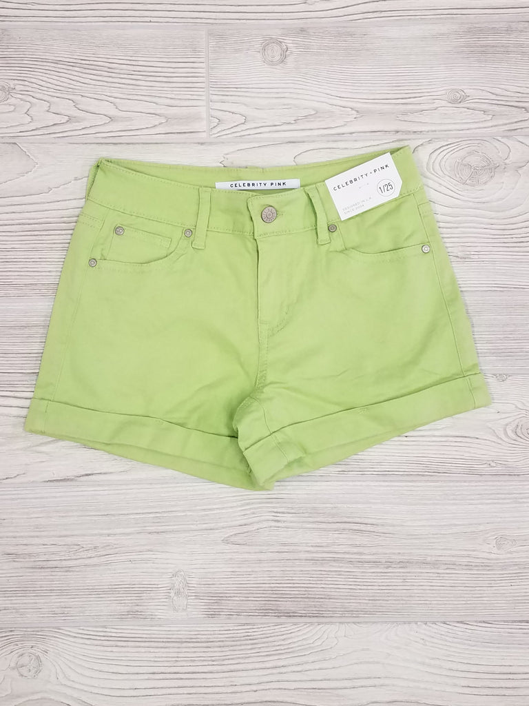 Lime CP Short