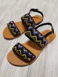 Kenmore Beaded Sandal
