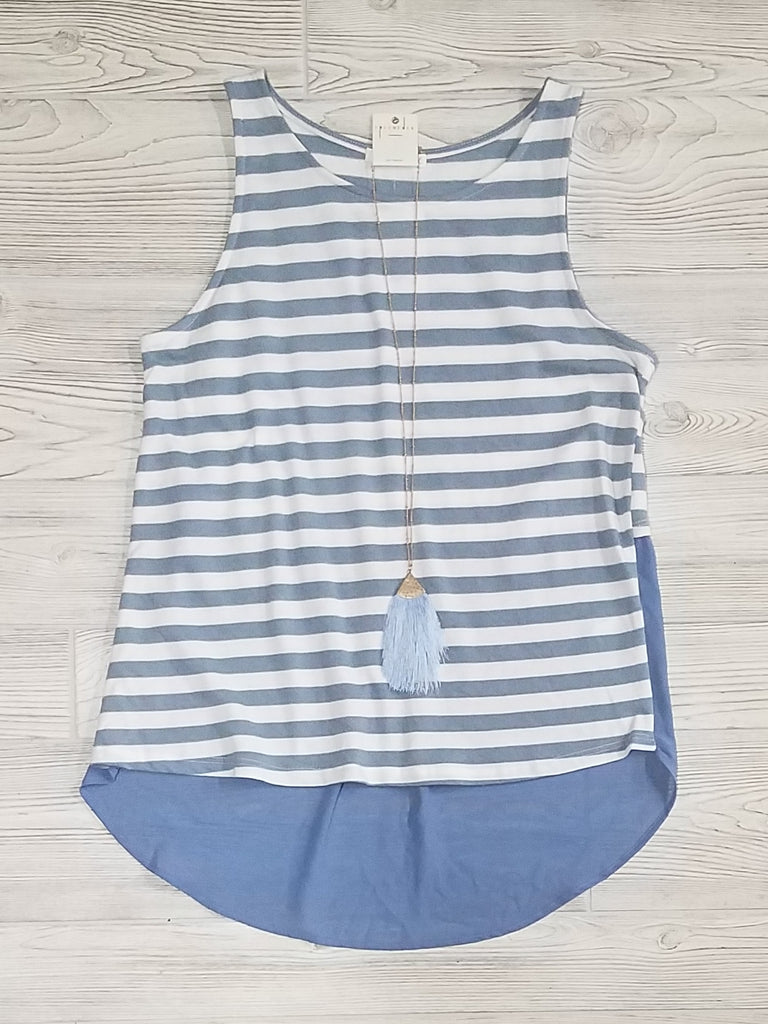 Wendy Striped Tanks