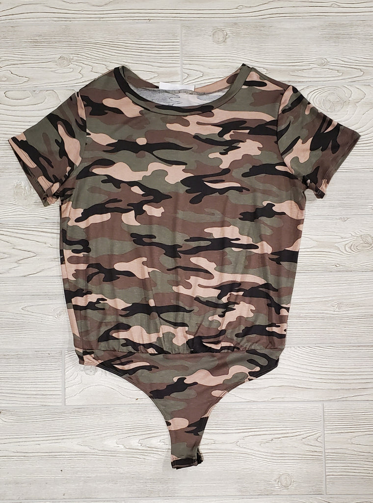 T-Shirt Bodysuits - Multi