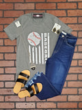Baseball Tees - Multi