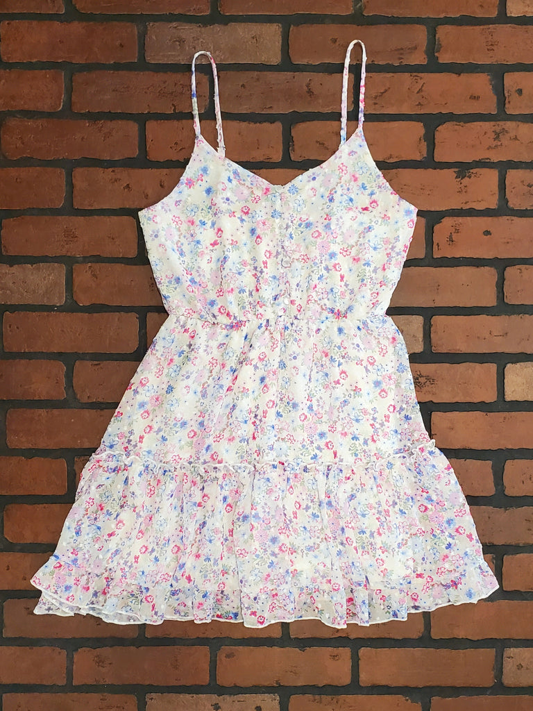 Rayna Floral Tiered Dress