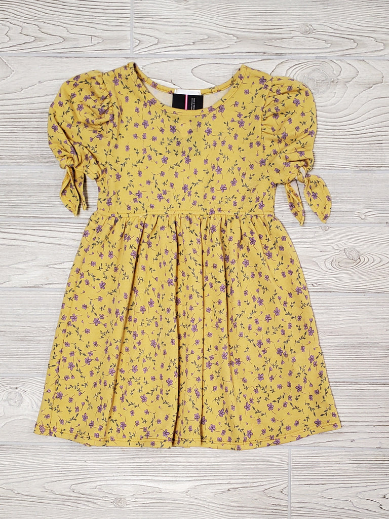 Mindy Floral Dress (GIRLS)