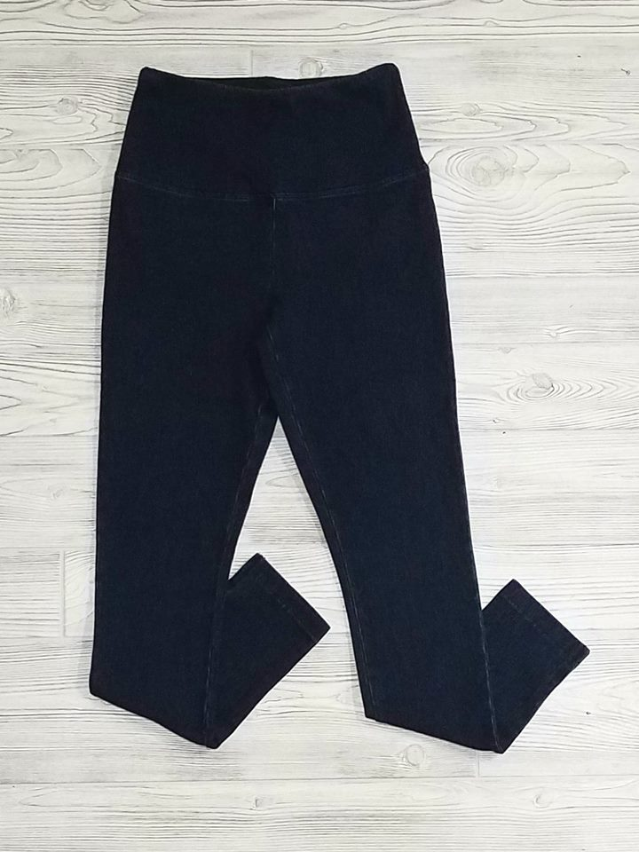 Dark Denim Ankle Length Lysse