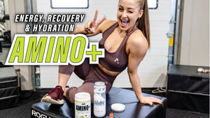 AMINO+: Energy, Recovery, and Hydration