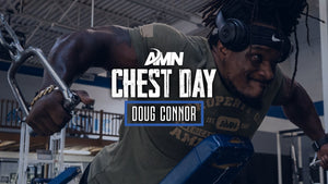 Building an Upper Chest & Triceps with Doug Connor | AMN