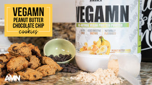 VEGAMN Peanut Butter Chocolate Chip Cookies