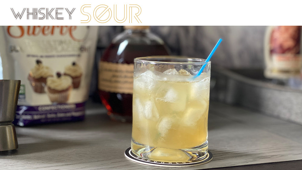 Keto Whiskey Sour Recipe