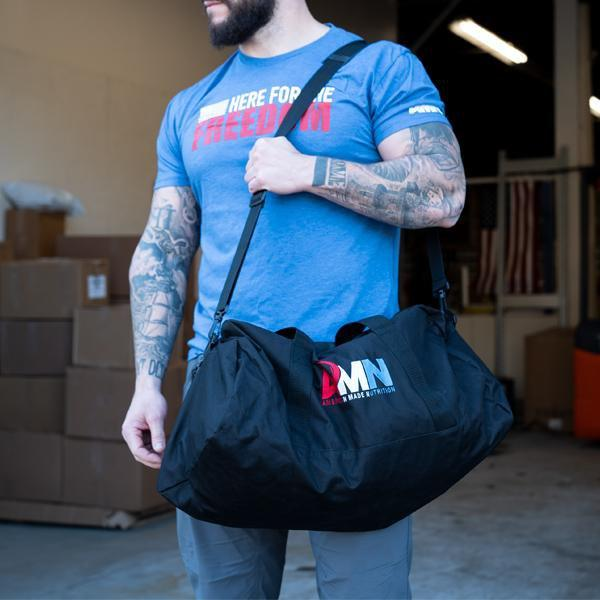 Liberty Duffle Bag - American Made Nutrition Supplements and Fitness Apparel