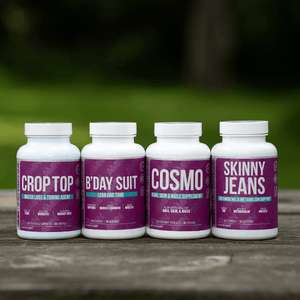 Girl's Stack - American Made Nutrition Supplements and Fitness Apparel