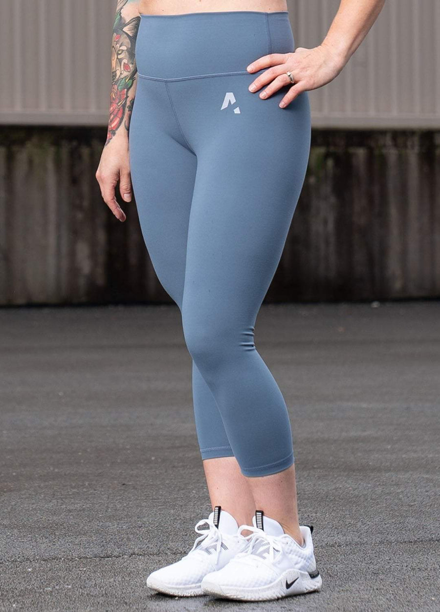 DongGuan RuiFei Garment Co. APPAREL Apex Leggings - Blue