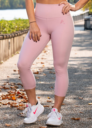 DongGuan RuiFei Garment Co. APPAREL Apex Leggings - Pink