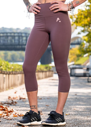 DongGuan RuiFei Garment Co. APPAREL Apex Leggings - Purple